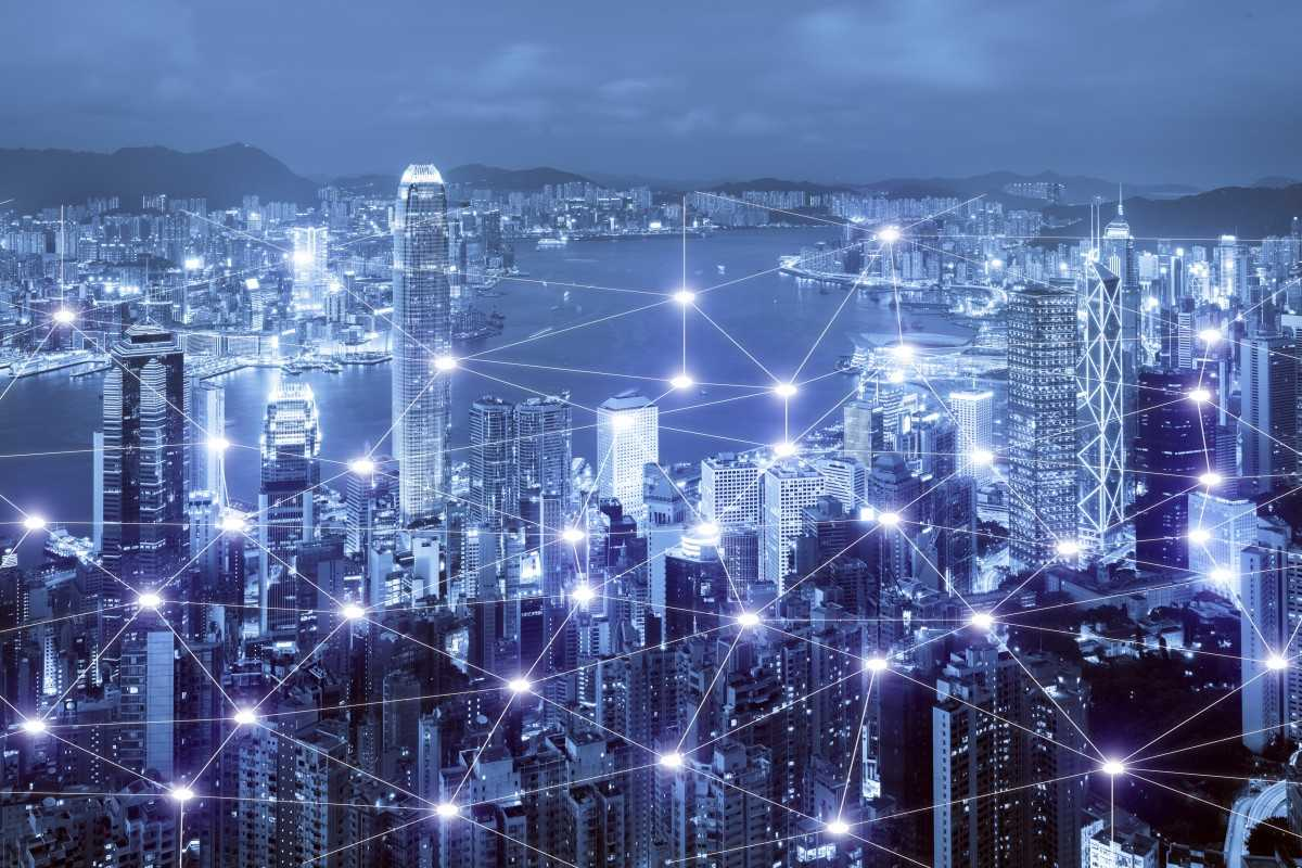 Smart Cities - Blockchain for a Sustainable World